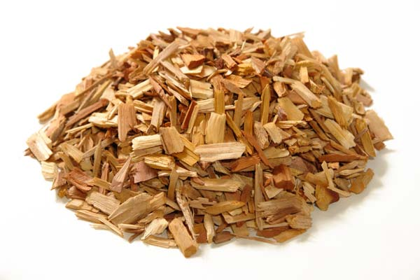 Green Waste Wood Chip