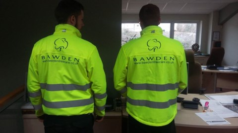 Proud to Work at Bawden Tree Care