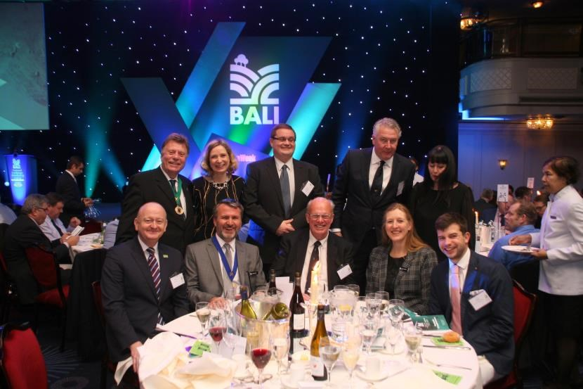 BALI National Landscape Awards 2015 - London